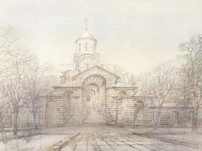 Почему православная архитектура не соблазнилась модернизмом